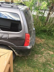 2006 mazda tribute AWD for parts