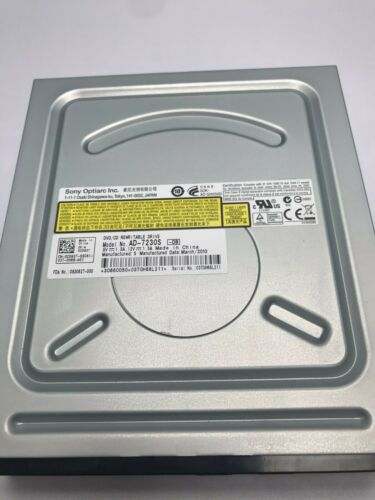 NEW SONY MODEL AD-7230S DVD/CD REWRITABLE DRIVE SATA 0C593T