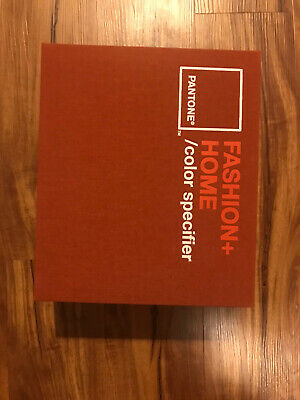 Pantone Specifier Paper Book Fashion And Home 1925 Tpx Colors