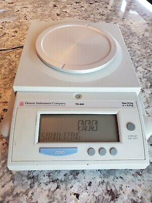 Denver Instrument Company Tr-602 Balance Digital Scale