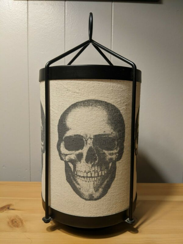 Michaels Halloween Decor Skull Lantern Candle Holder