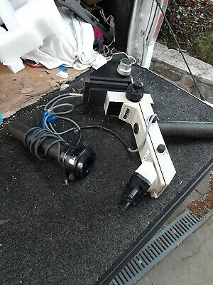 Nikon Microscope Optem Hf-65 Bench Scope