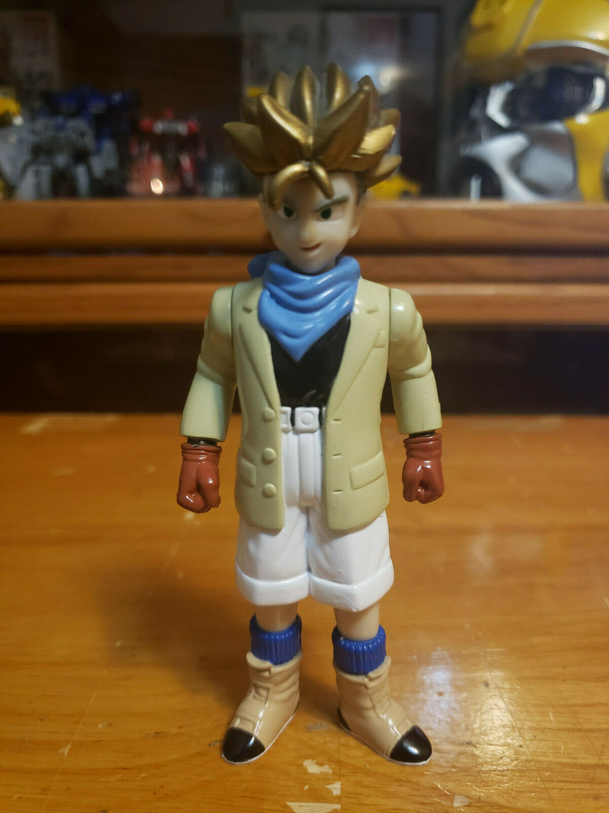 Character:GT Super Saiyan Trunks Vol 31:BANDAI Dragonball Z  and Dragon Ball GT super battle collection AB Toys & Irwin