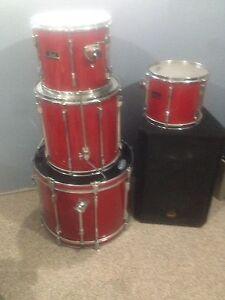 Pearl export drums