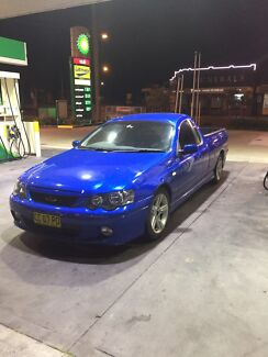 BA XR6 Turbo Ute