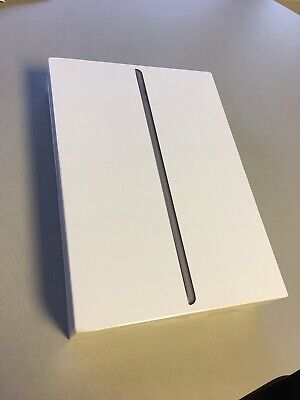 "Apple iPad 7th Gen 10.2"" 2019 Space Grey 32GB. Brand New & Sealed."