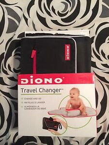 Diono travel changer set