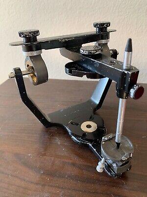 Whip-mix Hanau Wide-vue Semi-adjustable Articulator W Magnetic Converter Plates