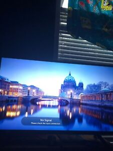 "LG UJ6200 55"" 4K UHD LED Smart TV"