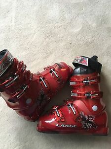 Lange High Performance Ski boots