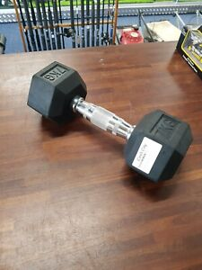 7KG Rubber Coated Dumbell Embleton Bayswater Area Preview