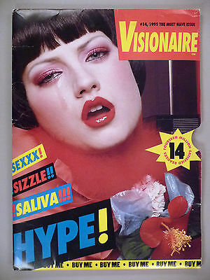 Visionaire #14 - 1995 ~~ complete