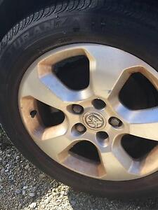 For Sale AH Holden Astra Rims & Tyres East Rockingham Rockingham Area Preview