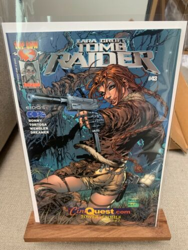 Tomb Raider #43 Cine Quest Variant 2004 9.0 Low print