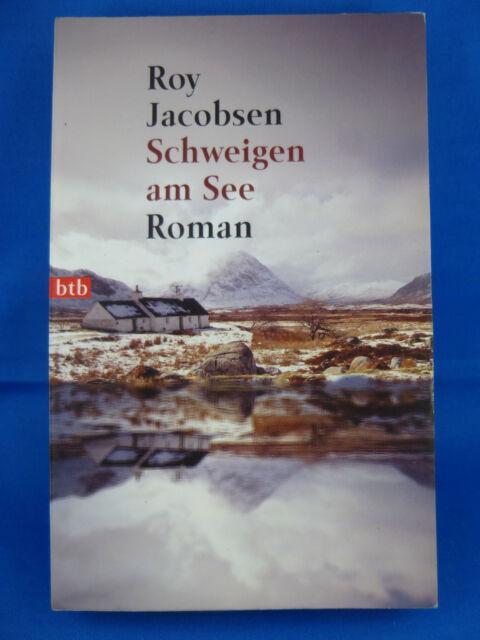 Schweigen am See von Roy Jacobsen (1998, Taschenbuch)