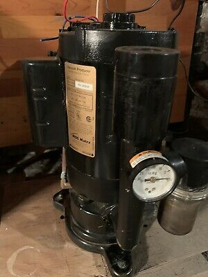 Used Dental Suction Vacuum Pump
