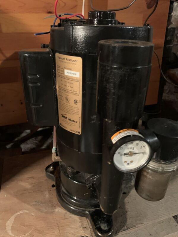 Used Dental Suction / Vacuum Pump