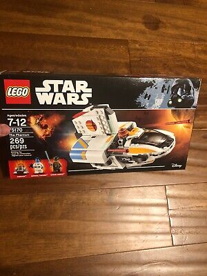 NEW Lego Star Wars The Phantom 75170, Factory Sealed, Retired Thrawn Minifigure