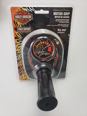 Harley Davidson Kids Bike/Scooter Handle Motor Grip Toys R Us RARE