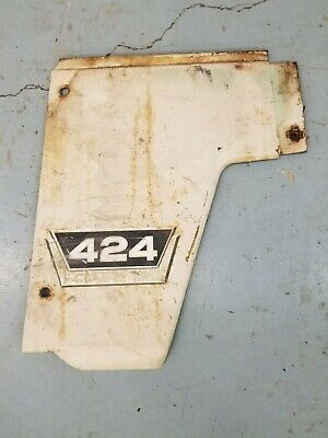 388653r1 Ih International 424 Lh Side Panel
