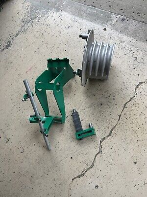Greenlee Shotgun Shoe Hydraulic Pipe Bender 52062772