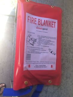 Wanted: Fire blanket