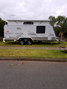 Jayco offroad discovery poptop. Mitchell Park Marion Area Preview