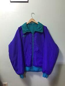 Vintage Columbia Bomber type Jacket