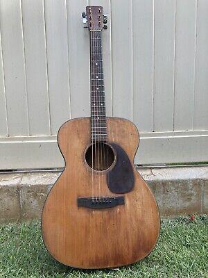 Barn Find! 1949 MARTIN 000-18 Acoustic Vintage Guitar 6-string Plays/4 Repair!