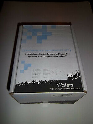 Performance Maintenance Kit Acquity Solvent Mgr Waters 201000173 Sealed Uplc