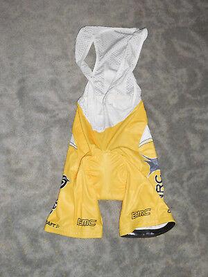 Rarität Craft Team Astana BMC Tour de France Leader Bib Short Gr. S ()