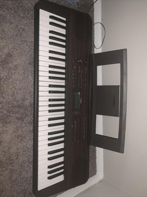 2020, 61 key, yamaha piano.