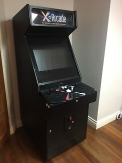 X-Arcade - The Ultimate Arcade Gaming Experience