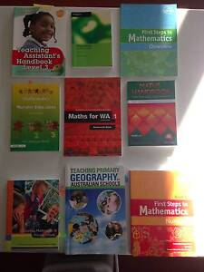 ECU School of Education Text books Embleton Bayswater Area Preview