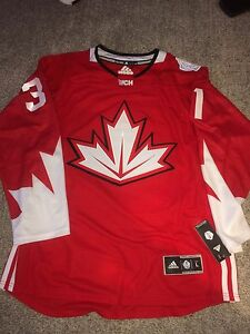 NEW Adidas Carey Price World Hockey Classic 2016 Jersey Size L