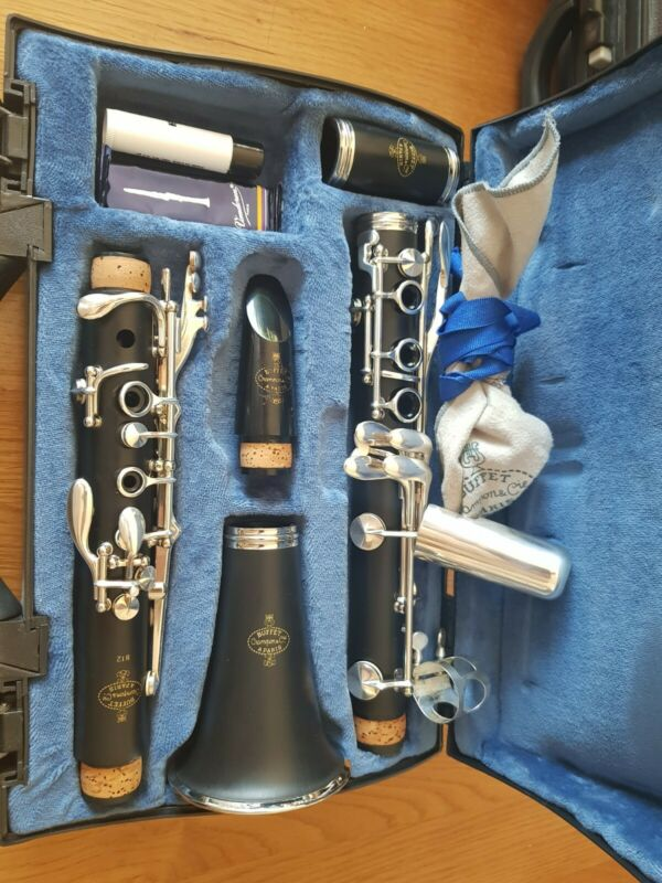 Clarinet buffet B 12 (290)