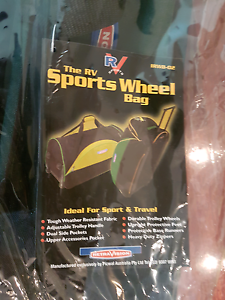 Sports bag with wheels Doncaster Manningham Area Preview