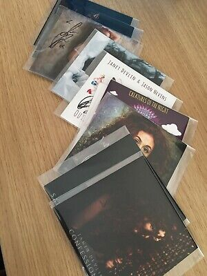 10 X Janet Devlin CD Singles /Holy Water/Outernet Song/Confessional/Honest Men