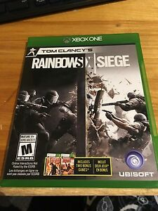 Rainbow Six Siege-Xbox One
