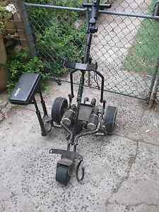 Remote control electric golf buggy Knoxfield Knox Area Preview