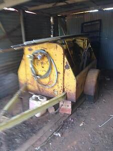 Compressor on trailer Whyalla Whyalla Area Preview