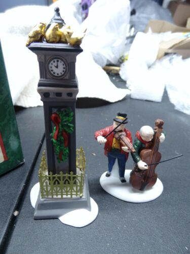 Dept. 56 Four Calling Birds Twelve Days of Dickens Village Christmas Heritage