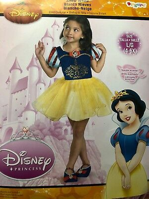 Snow White Disney Princess Halloween Costume for Girls