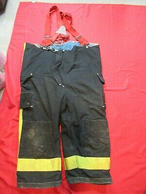 52 X 24 1994 Janesville Lion Firefighter Fire Pants Bunker Turnout Gear Vtg