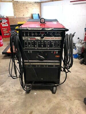 Lincoln Square Wave 355 Acdc Tig Welder
