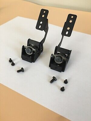 ⭐ Bang & Olufsen BEOGRAM 5005 Turntable Parts - DUST COVER HINGES