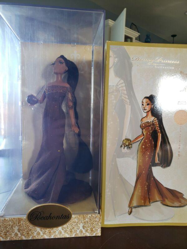Disney Princess Designer Collection Doll POCAHONTAS NEW in Box