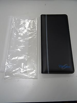Brand New Black Westlaw Legal 96 Multiple Business Card Holder Back To School