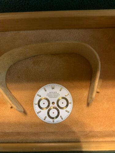 Authentic Original Rolex Daytona Dial 16523 16528