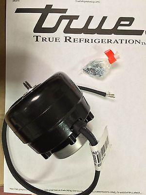 True Freezers Coolers Fan Motor Part800401 9 Watt Cw True Refrigeration